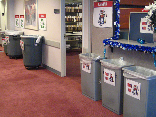office waste management  manchester